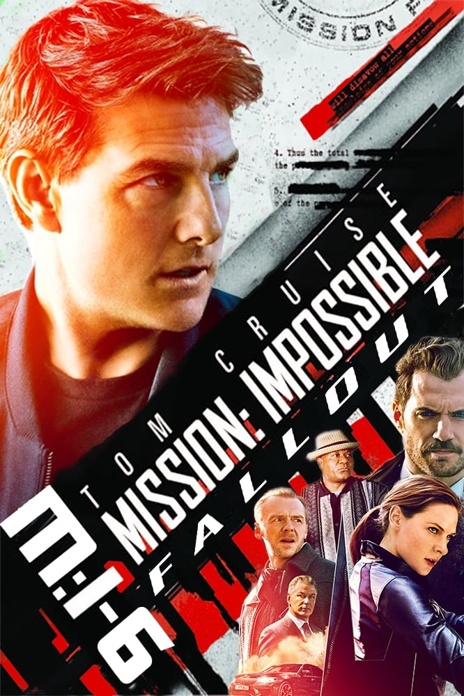 Mission: Impossible - Utóhatás online film