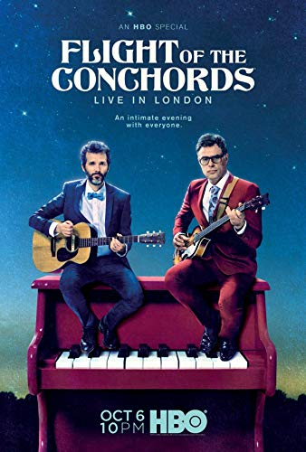 Flight of the Conchords: Élőben Londonból - 1. évad online film