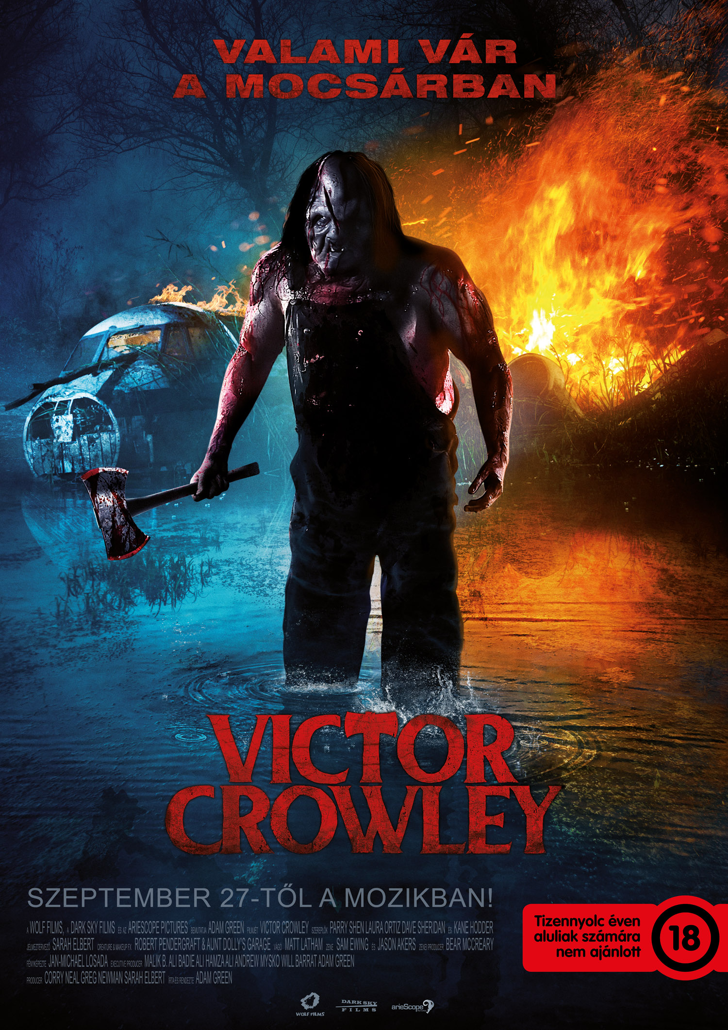 Balta 4: Victor Crowley