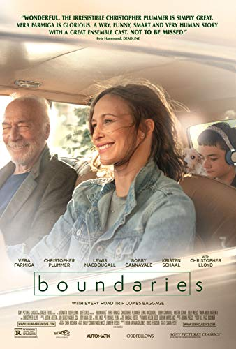 Boundaries online film