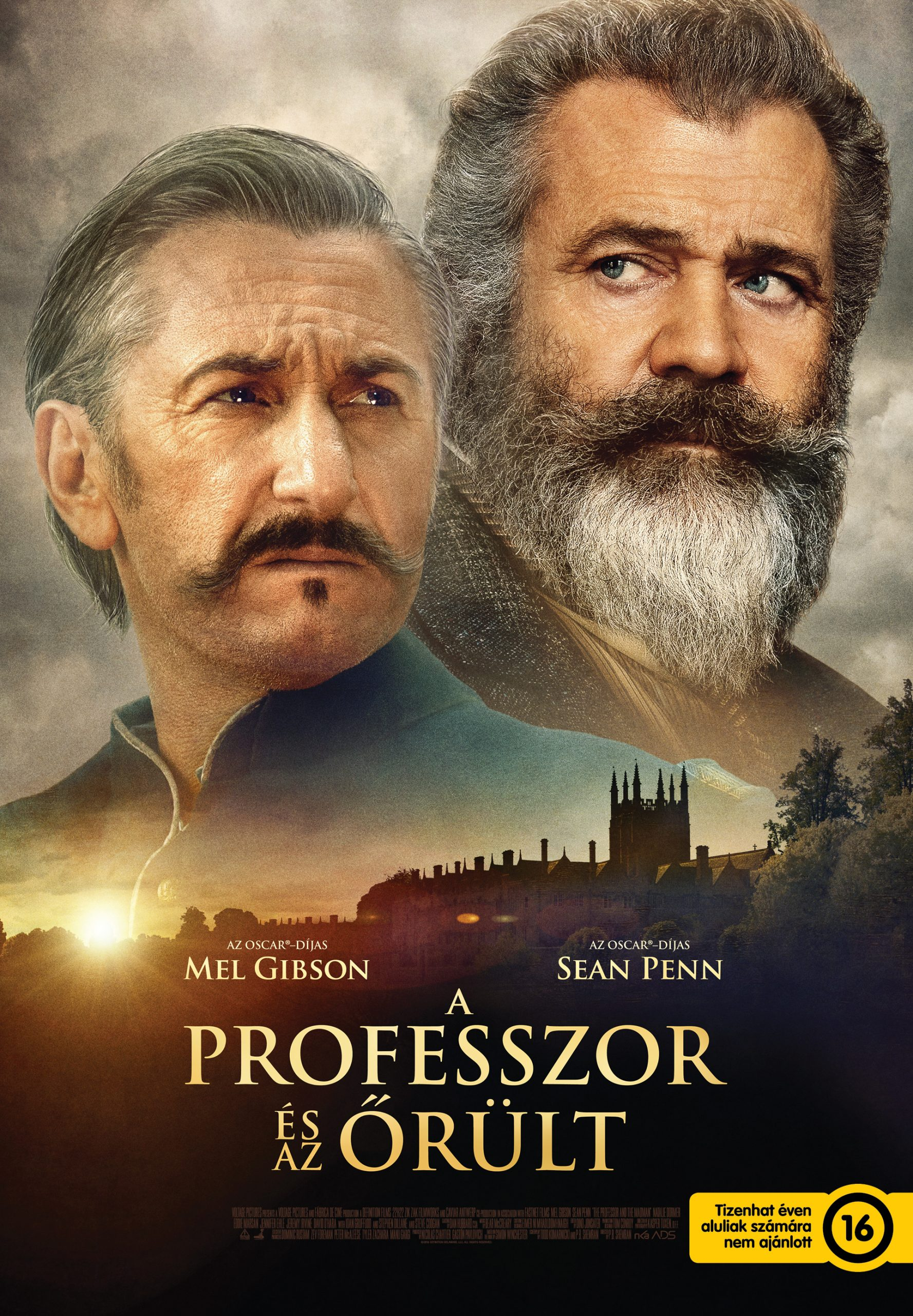 The Professor and the Madman online film