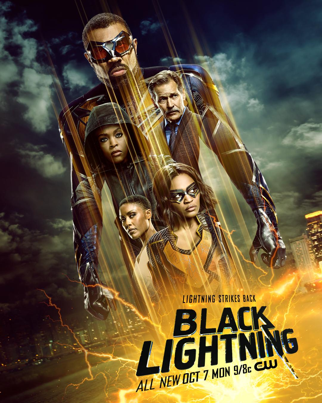 Black Lightning - 2. évadonline film