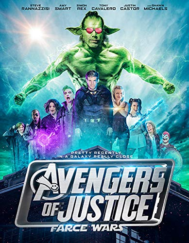 Avengers of Justice: Farce Wars online film