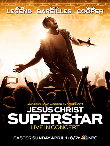 Jesus Christ Superstar Live in Concert online film