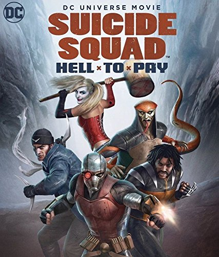 Suicide Squad: Hell to Pay online film