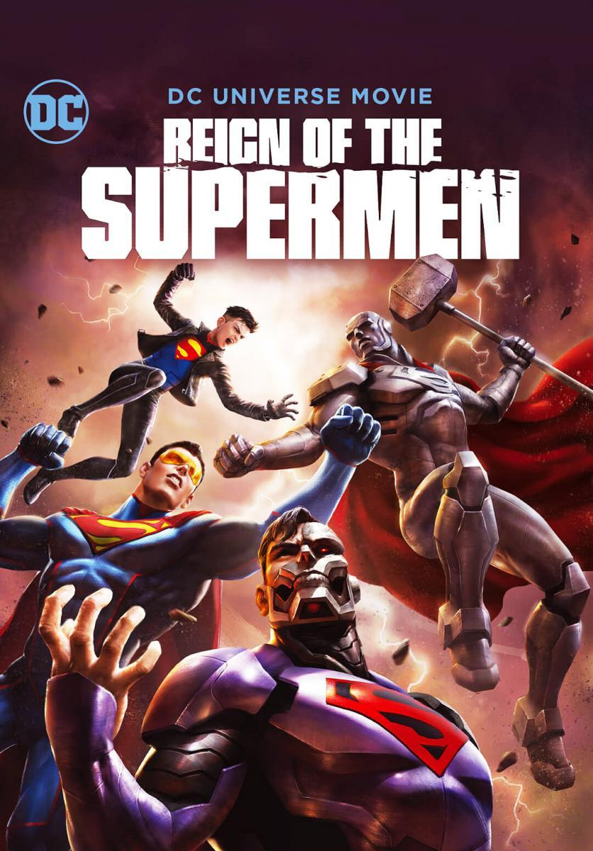 Reign of the Supermen