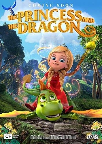 The Princess and the Dragon online film