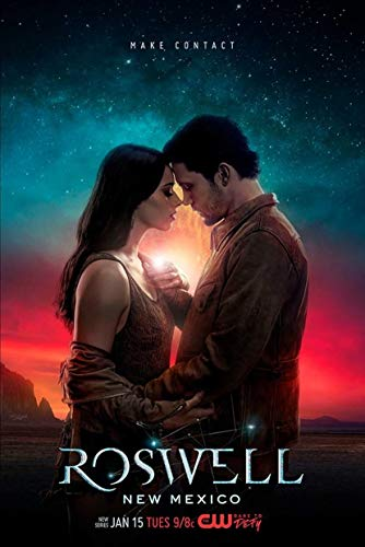 Roswell, New Mexico - 1. évadonline film