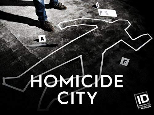 Homicide City - 1. évadonline film