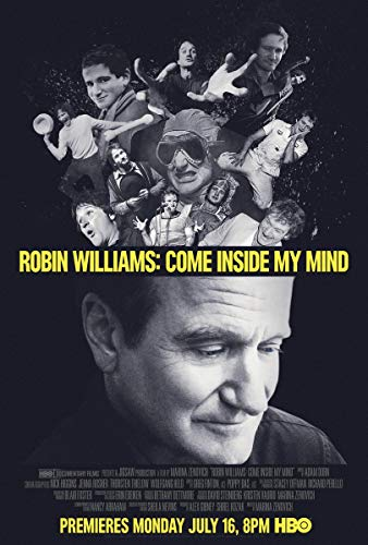 Robin Williams: egy komikus portréja