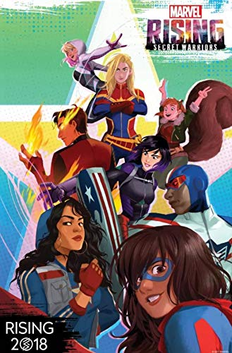 Marvel Rising: Secret Warriors online film