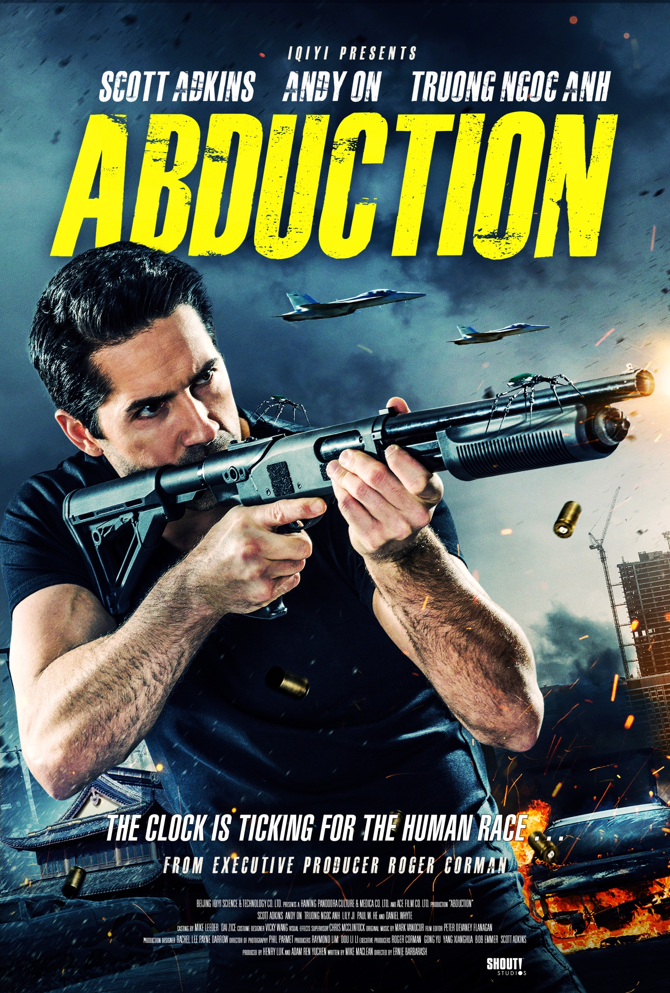 Abduction online film
