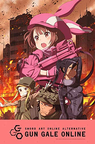 Sword Art Online: Alternative Gun Gale Online - 1. évad online film