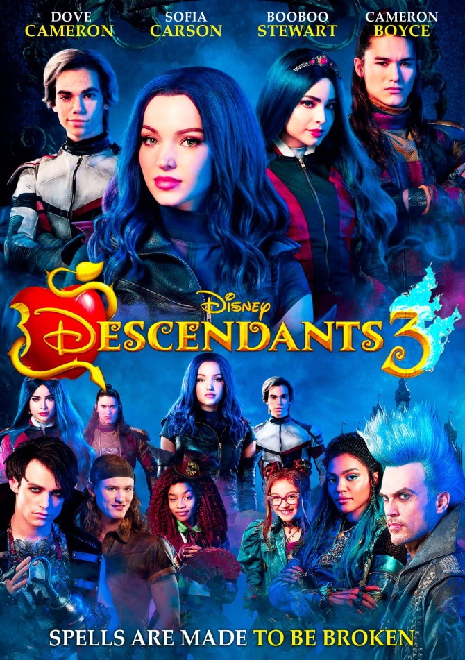 Descendants 3 online film