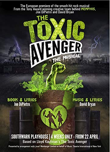 The Toxic Avenger: The Musical online film