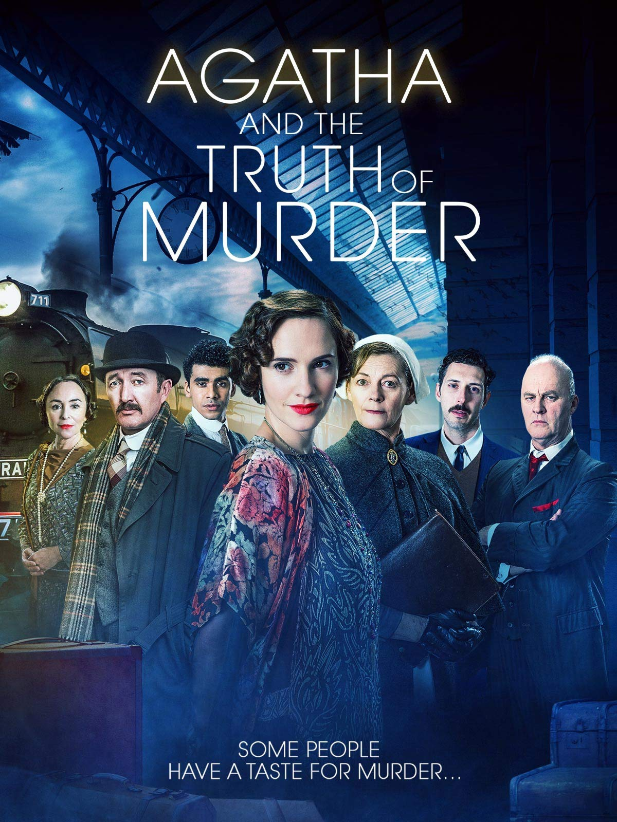 Agatha and the Truth of Murder online film